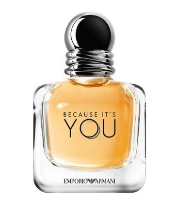 Emporio Armani Because It`s You Eau De Parfum 50ml