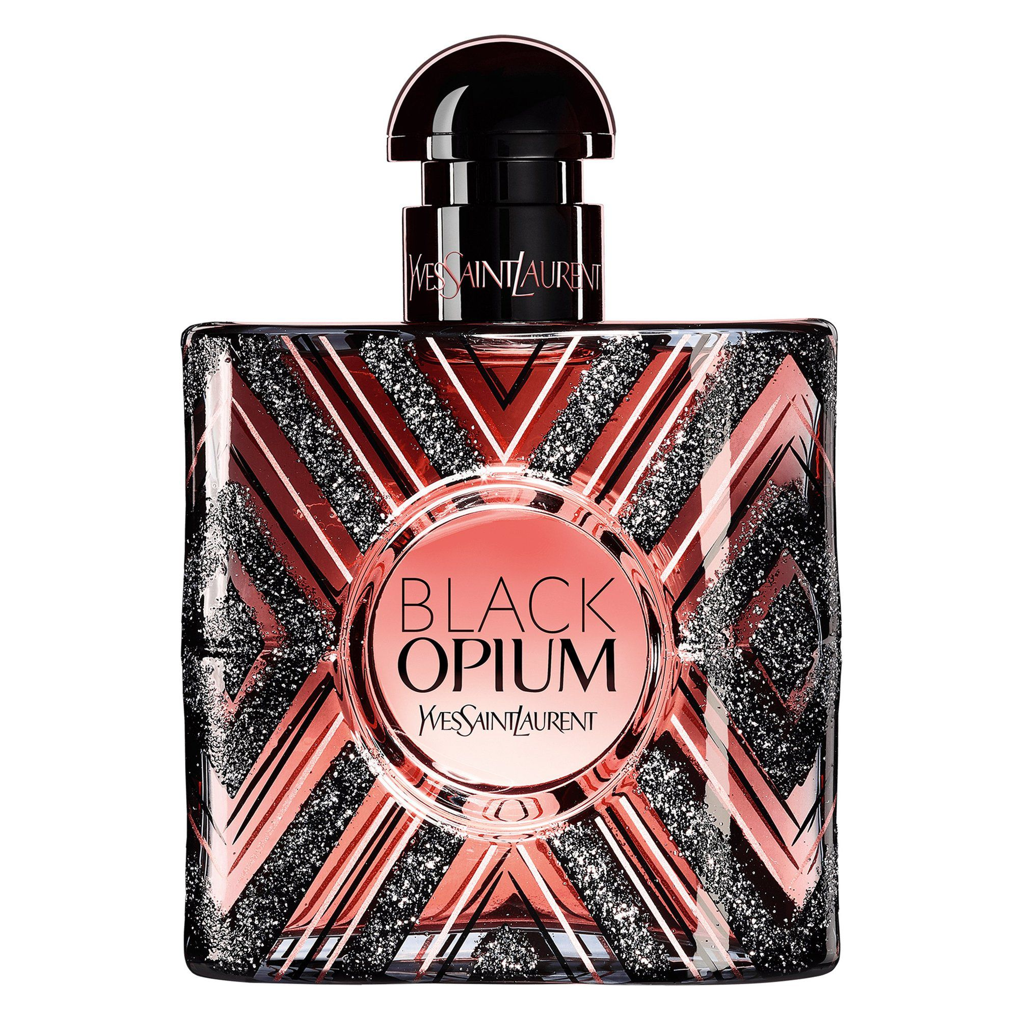 Yves Saint Laurent Black Opium Pure Illusion 50ml, Black